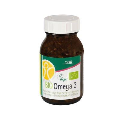 Omega 3-Fettsäuren-vegan