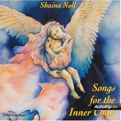 Songs for the inner Child-Meditations-CD