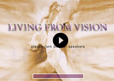 Leben aus der Vision