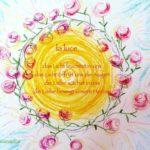 Bild von Patrica del mar, hsp academy, Herz, Licht, Rosen