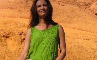 Gesang & Malerei aus dem Herzen: Interview mit Patricia del Mar, hochsensible Künstlerin