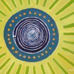 Mandala von Patrica del mar, hochsensibel, Künstlerin, hsp academy