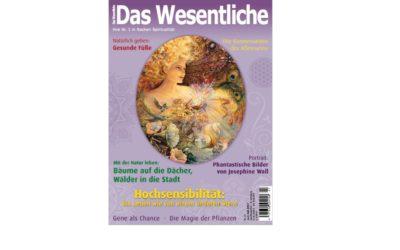 """Artikel im Magazin """"Das Wesentliche"""""""