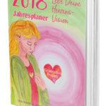 2018, Kalender, Jahresplaner, für Frauen, Hochsensibilität