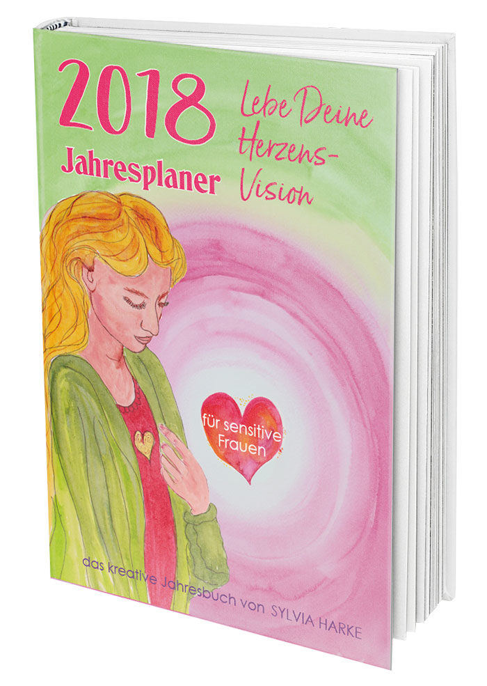 Jahresplaner-2018-Lebe-deine-Herzens-Vision-Vorderseite-