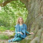 Baum Meditation, Waldbaden, Eiche, Urwald, spirituelle Bedeutung der Bäume