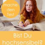 Hochsensibel Test, Hochsensibiliät