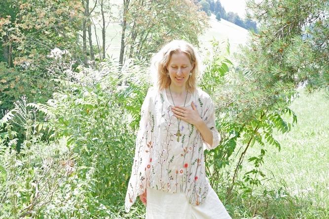 Herz zentrierte Frauen Seminare mit Sylvia Harke