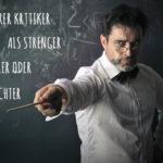innerer Kritiker, innerer Richter, innerer strenger Lehrer