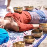 Klangmassage Ausbildung, Sylvia und Arno Harke, tibetische Klangschalen, Klangheilung, Klangmedietion