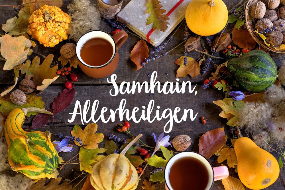 Samhain, Allerseelen, Halloween, Die Kraft der Ahnen