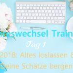ahreswechsel Training 2018 / 2019, Rauhnächte, 2018, Sylvia Harke, Meditationen
