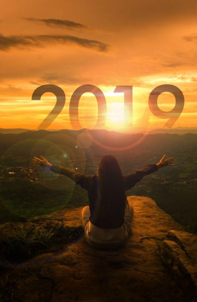 2019 finde Deine Herzensziele, Online Kurs, Visionssuche, 2018, 2019, Visionen, Ziele, Manifestation, Sylvia Harke