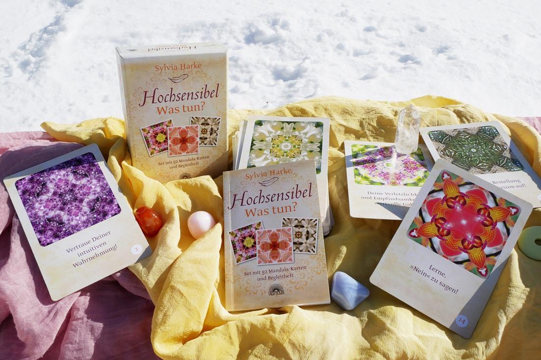 Kartenset Hochsensibel Was tun von Sylvia Harke