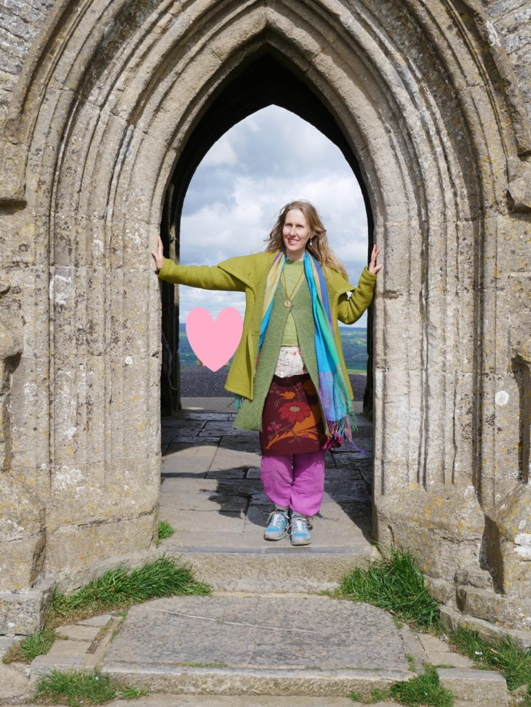 Glastonbury Tor, Avalon, Womens Wisdom Circle, Sylvia Harke