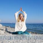 Entspannung, Hochsensible, Mediitation