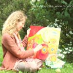Die innere Künstlerin, Malerei, Malen, Sylvia Harke