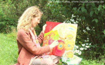 Die innere Künstlerin und innere Heilerin, Archetypen der Frauen