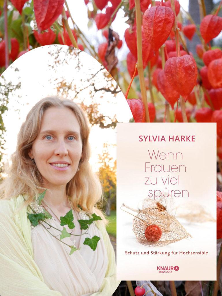 Sylvia Harke, Buch für hochsensible Frauen