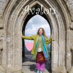 Avalon, Glastonbury, Sylvia Harke, England
