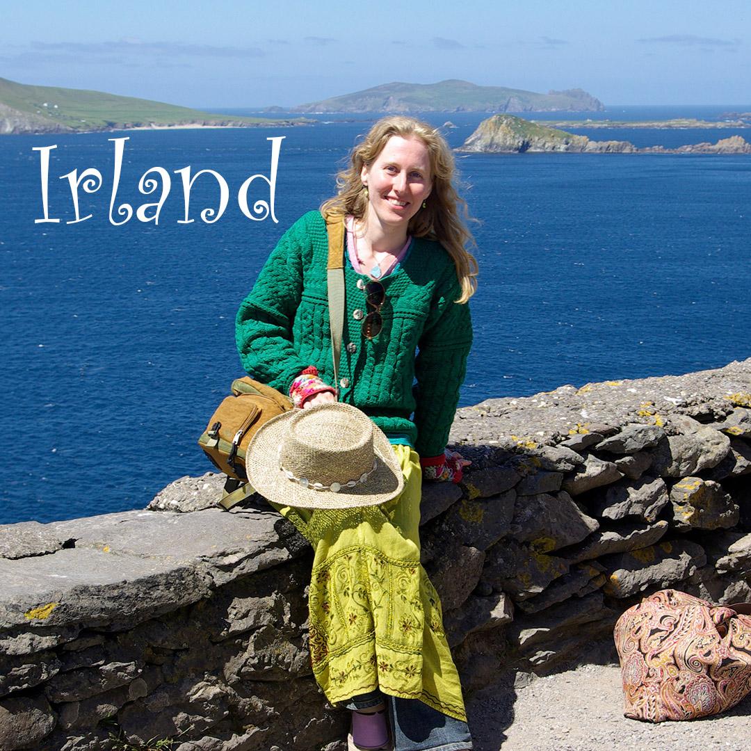 Irland, Westküste, Sylvia Harke