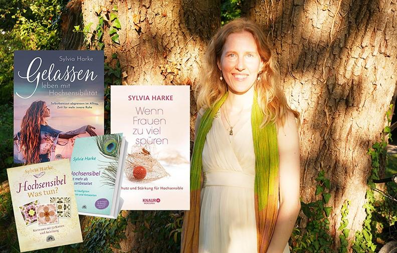Bücher für Hochsensible, von Sylvia Harke