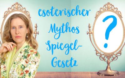 Sind Spiegelgesetz & Resonanzgesetz falsch?