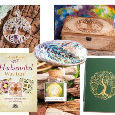 Weihnachtsgeschenk für Hochsensible, Orakelkarten
